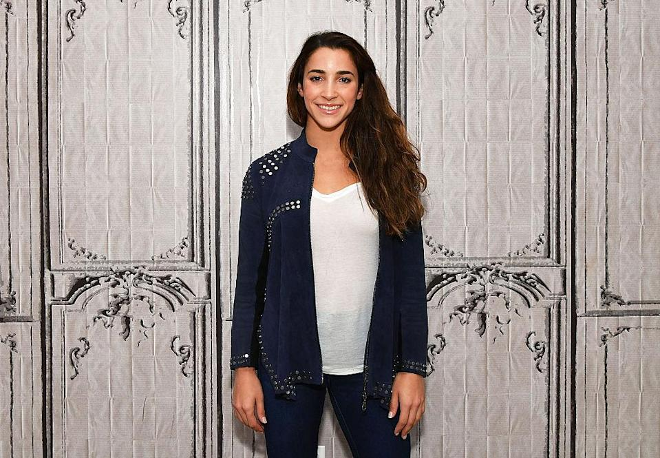 Aly Raisman Continues to Speak Up for Body Positivity