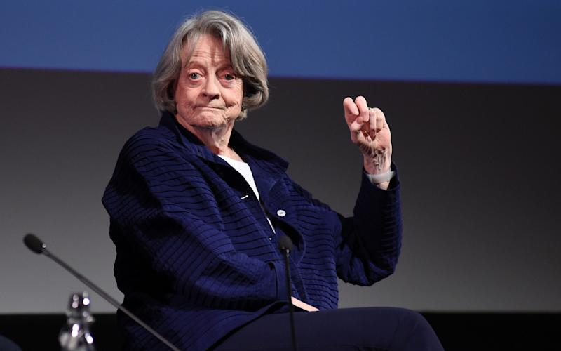 Dame Maggie at theBFI & Radio Times TV Festival - Getty Images Europe
