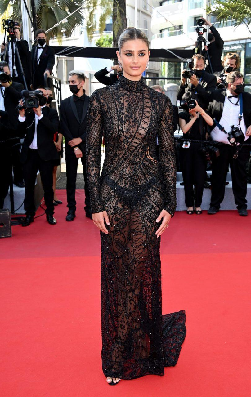 Taylor Hill in Etro