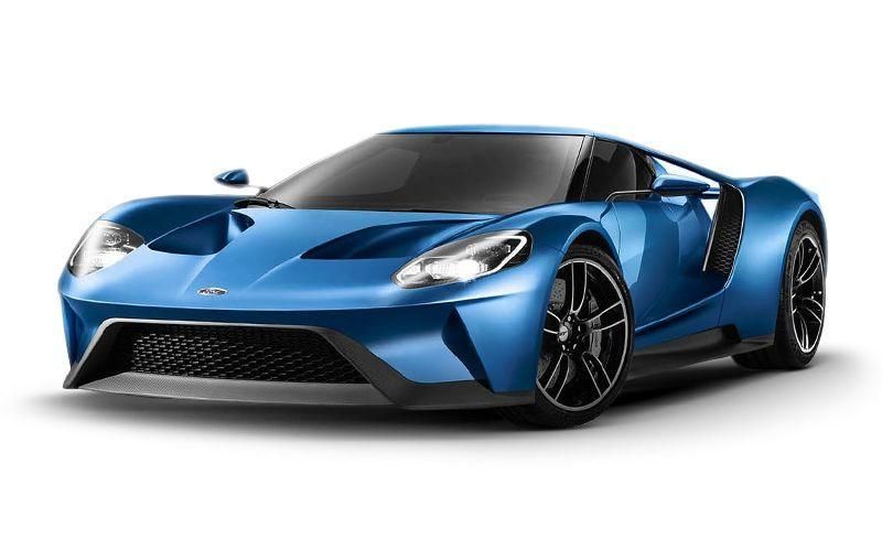 <p>Ford's latest GT is its fastest, most expensive car ever. The race version won its class at LeMans in 2016.201</p>