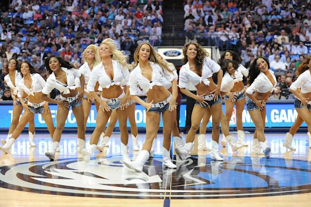 NBA Teams Are Slowly Eliminating All-Female Dance Squads. Dancers Say That's Sexist.