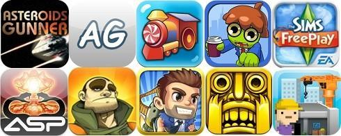 Top 10 Free iPhone and iPad Games 2011