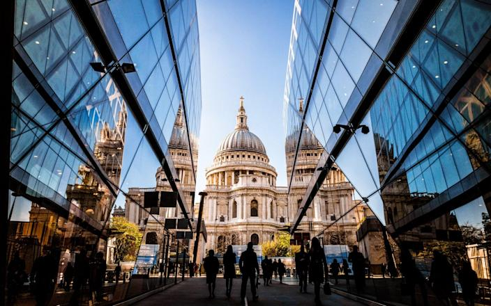 st pauls cathedral - Getty