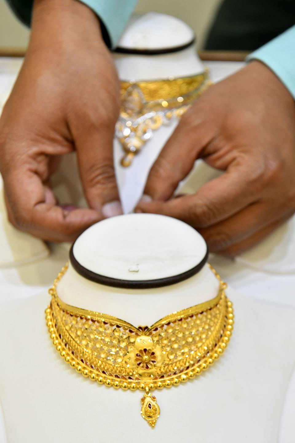<strong>Launched by Government of India in 2015,</strong> under the Gold Monetisation Scheme (GMS) one can deposit their gold in any form in a GMS account to earn interest as the price of the gold metal goes up. The benefits of gold monetisation scheme are many including -- mobilise idle gold, earn interest, avail secured storage, enjoy tax benefit, get flexibility on redemption, and reduce the government's reliance on gold imports.