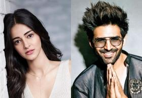 Watch: Ananya Panday responds to Kartik Aaryan with Alia Bhatt's 'dhoptungi' dialogue