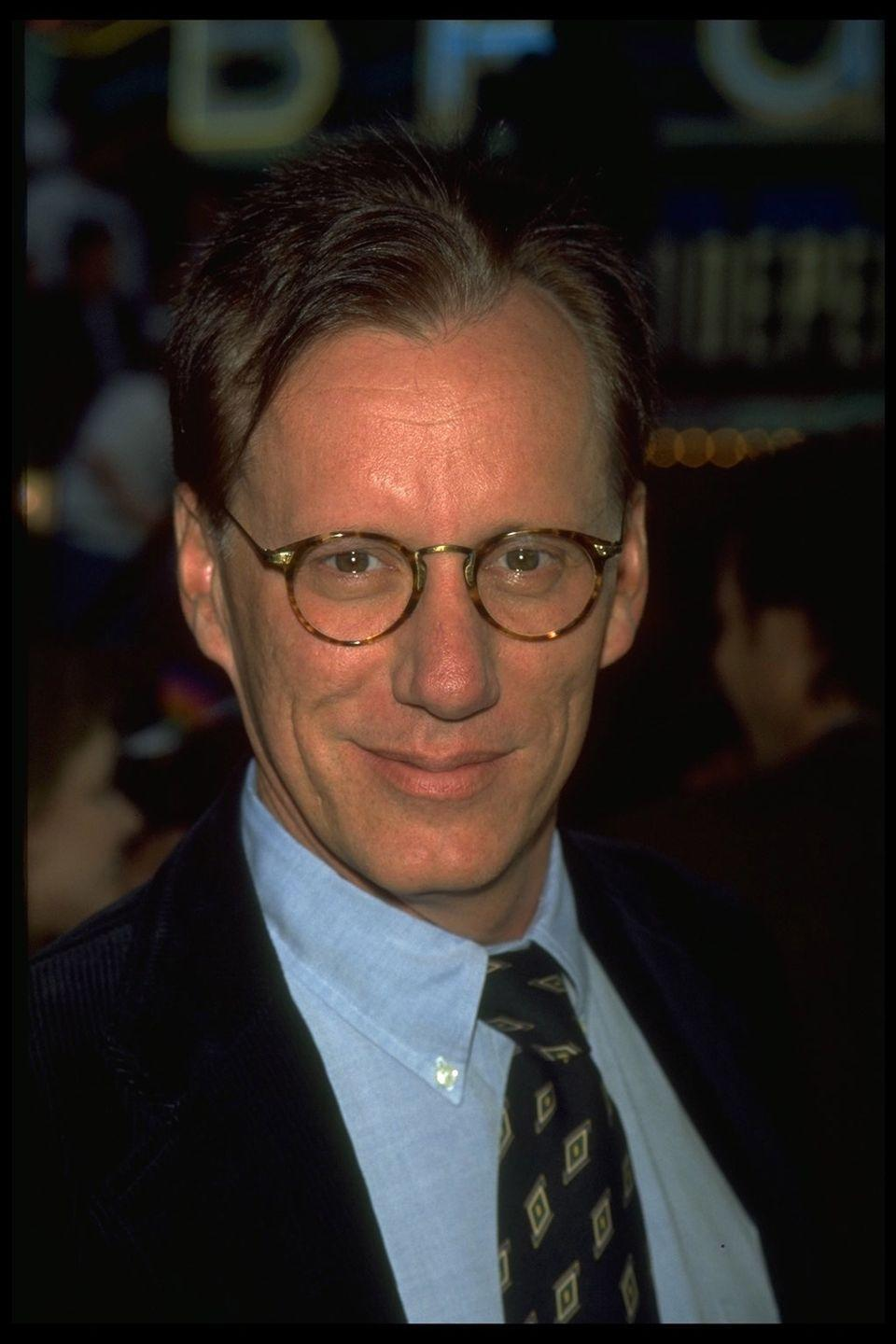 <p>James Woods, before he became your crazy uncle on Facebook. </p>
