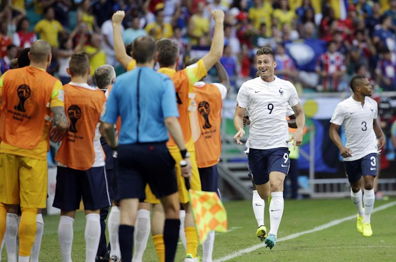 France must deal with new pressure of expectation