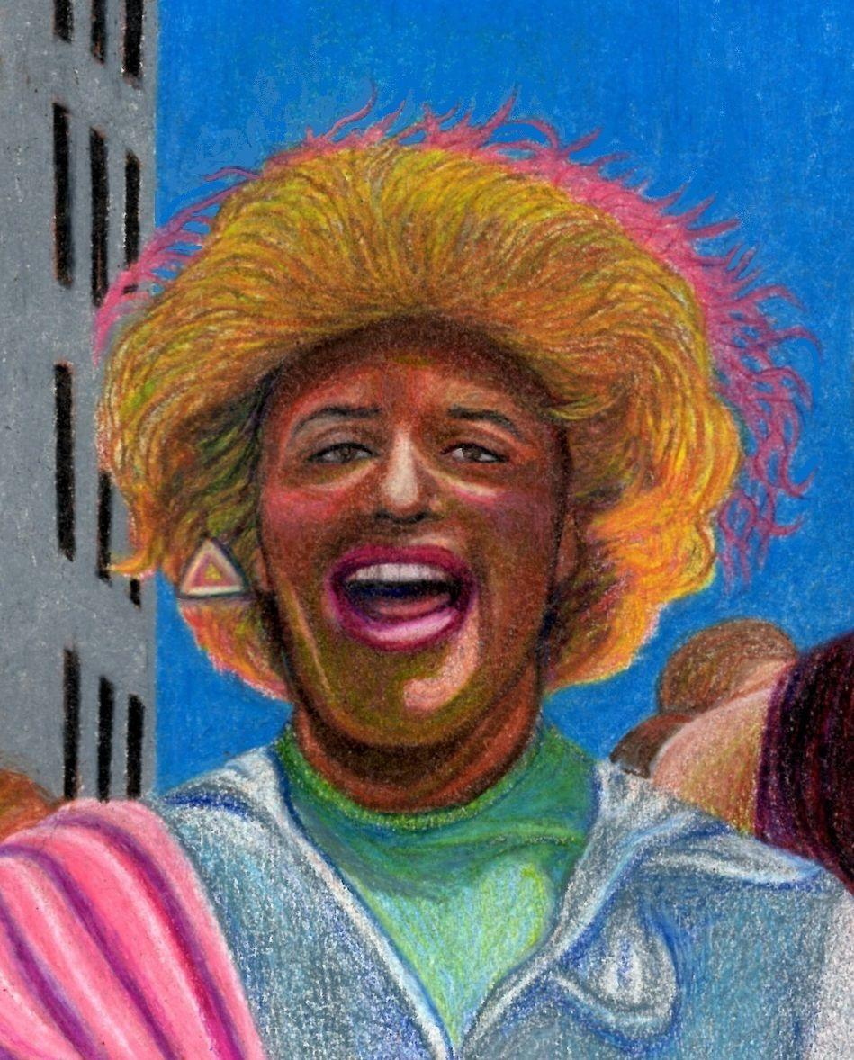 """<p>Marsha P. Johnson was an LGBTQ activist and trans woman who was one of the first drag queens to walk into the Stonewall Inn. <a href=""""https://www.nytimes.com/interactive/2018/obituaries/overlooked-marsha-p-johnson.html"""" rel=""""nofollow noopener"""" target=""""_blank"""" data-ylk=""""slk:In addition to being a drag performer"""" class=""""link rapid-noclick-resp"""">In addition to being a drag performer</a>, Johnson co-founded the Street Transvestite Action Revolutionaries organization with Sylvia Rivera, <a href=""""https://www.cnn.com/2019/06/26/us/marsha-p-johnson-biography/index.html"""" rel=""""nofollow noopener"""" target=""""_blank"""" data-ylk=""""slk:according to"""" class=""""link rapid-noclick-resp"""">according to </a><a href=""""https://www.cnn.com/2019/06/26/us/marsha-p-johnson-biography/index.html"""" rel=""""nofollow noopener"""" target=""""_blank"""" data-ylk=""""slk:CNN"""" class=""""link rapid-noclick-resp""""><em>CNN</em></a><em>. </em> The organization housed and fed homeless youth that identified as queer, as well as sex workers in the lower part of New York City, <a href=""""https://www.usatoday.com/story/news/investigations/2019/03/27/black-history-marsha-johnson-and-stonewall-riots/2353538002/"""" rel=""""nofollow noopener"""" target=""""_blank"""" data-ylk=""""slk:said"""" class=""""link rapid-noclick-resp"""">said </a><a href=""""https://www.usatoday.com/story/news/investigations/2019/03/27/black-history-marsha-johnson-and-stonewall-riots/2353538002/"""" rel=""""nofollow noopener"""" target=""""_blank"""" data-ylk=""""slk:USA TODAY."""" class=""""link rapid-noclick-resp""""><em>USA TODAY.</em></a> Johnson also modeled for Andy Warhol, performed with the drag group Hot Peaches, and was an AIDS activist with ACT UP for five years. </p>"""