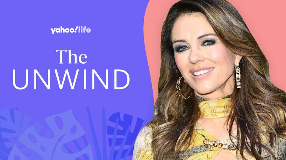 Elizabeth Hurley opens up about her work promoting breast cancer awareness, her popular bikini posts and why her bath is her