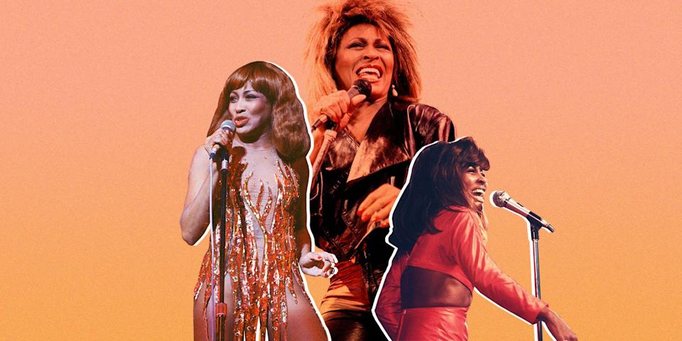"""<p>Since bursting onto the music scene in the early 1960s, Tina Turner has survived <a href=""""https://www.oprahdaily.com/entertainment/a28277702/tina-turner-son-craig-sucide/"""" rel=""""nofollow noopener"""" target=""""_blank"""" data-ylk=""""slk:tremendous obstacles"""" class=""""link rapid-noclick-resp"""">tremendous obstacles</a> to become one of the most important singers of the last century. From humble beginnings in Nutbush, TN she's risen to win a dozen Grammy Awards, earn the nickname <a href=""""https://www.rollingstone.com/feature/tina-turner-queen-of-rock-roll-190581/"""" rel=""""nofollow noopener"""" target=""""_blank"""" data-ylk=""""slk:&quot;Queen of Rock and Roll,&quot;"""" class=""""link rapid-noclick-resp"""">""""Queen of Rock and Roll,""""</a> and <a href=""""https://www.thecurrent.org/feature/2020/01/09/today-in-music-history-tina-turner-set-attendance-records-at-a-live-show#:~:text=One%20of%20the%20best%2Dselling,than%20200%20million%20records%20worldwide."""" rel=""""nofollow noopener"""" target=""""_blank"""" data-ylk=""""slk:sell 200 million records"""" class=""""link rapid-noclick-resp"""">sell 200 million records</a>.</p><p>Turner's story is being revisited in HBO Max's new documentary, simply titled <em>Tina. </em>The film focuses on the <a href=""""https://www.oprahdaily.com/entertainment/a23550728/oprah-tina-turner-november-2018-magazine-interview/"""" rel=""""nofollow noopener"""" target=""""_blank"""" data-ylk=""""slk:adversity she's weathered"""" class=""""link rapid-noclick-resp"""">adversity she's weathered</a>, her <a href=""""https://www.oprahdaily.com/entertainment/a35878496/tina-turner-erwin-bach-relationship-timeline/"""" rel=""""nofollow noopener"""" target=""""_blank"""" data-ylk=""""slk:relationship with her husband Erwin Bach"""" class=""""link rapid-noclick-resp"""">relationship with her husband Erwin Bach</a>, and of course, her supernova career.</p><p>""""We learned in early conversations with Tina that the pain of her past is always lurking around the corner. She'll say it herself. She doesn't mind talking about it, but she knows if she does, it comes back in dreams, which"""