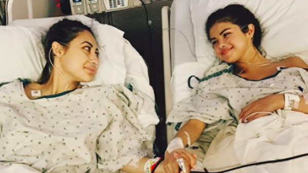 Selena Gomez Reveals Kidney Transplant, And Her Best Friend Was The Donor