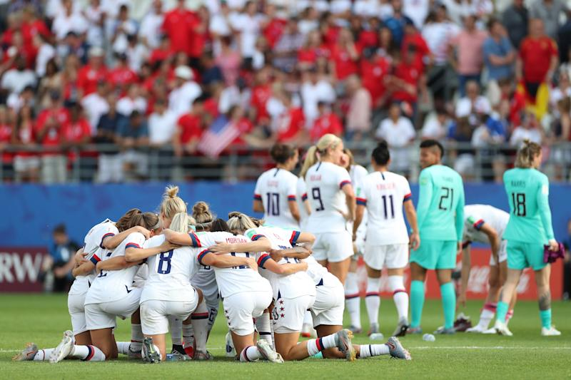 premium selection a9d92 d9c37 Women's World Cup: Hope Solo said USWNT 'got lucky' against ...