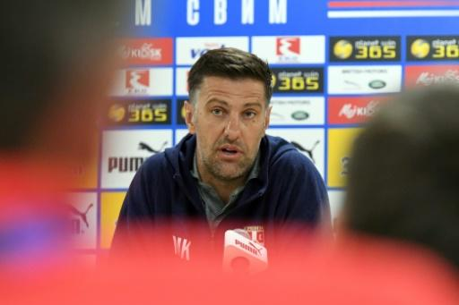 Serbia coach Mladen Krstajic is being investigated by FIFA