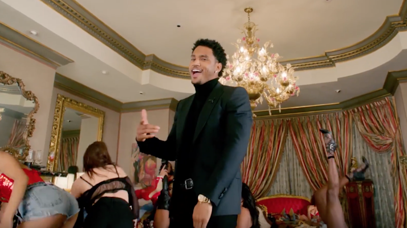 Watch Trey Songz's Libidinous New 'Animal' Video