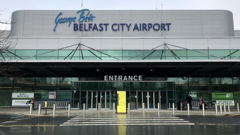Plane fuel checked at Belfast City airport after concerns over delivery