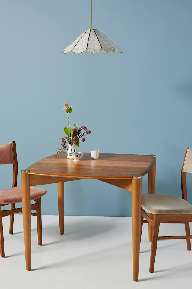 """<p>This <a href=""""https://www.popsugar.com/buy/Corbyn-Square-Dining-Table-559913?p_name=Corbyn%20Square%20Dining%20Table&retailer=anthropologie.com&pid=559913&price=498&evar1=casa%3Auk&evar9=47338110&evar98=https%3A%2F%2Fwww.popsugar.com%2Fhome%2Fphoto-gallery%2F47338110%2Fimage%2F47338376%2FCorbyn-Square-Dining-Table&list1=shopping%2Cfurniture%2Ckitchens%2Csmall%20space%20living%2Chome%20shopping&prop13=api&pdata=1"""" rel=""""nofollow"""" data-shoppable-link=""""1"""" target=""""_blank"""" class=""""ga-track"""" data-ga-category=""""Related"""" data-ga-label=""""https://www.anthropologie.com/shop/corbyn-square-dining-table?category=furniture-kitchen-dining-tables&amp;color=020"""" data-ga-action=""""In-Line Links"""">Corbyn Square Dining Table</a> ($498) is great for two people.</p>"""