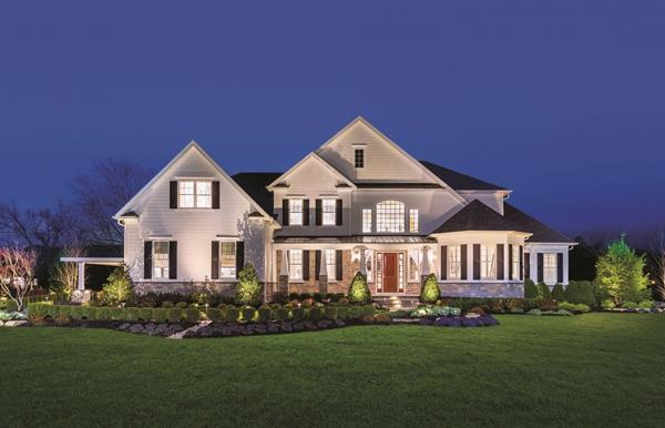 The Henley, Reserve at Franklin Lakes, Franklin Lakes, NJ:Toll Brothers, America's Luxury Home Builder