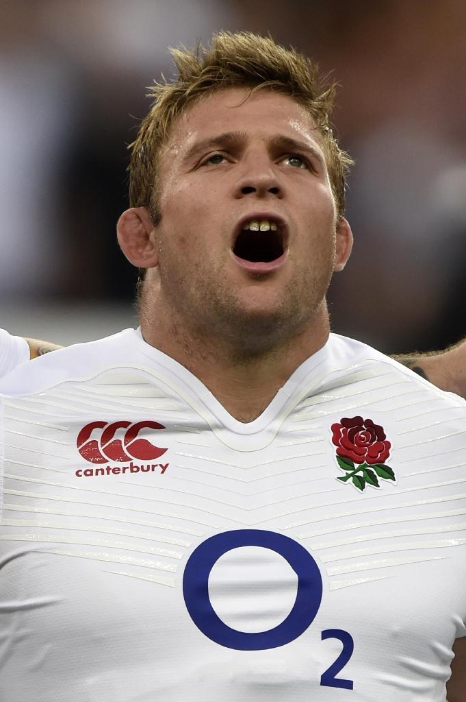 England hooker Tom Youngs warned Australia, recent winners of the southern hemisphere Rugby Championship, were a real threat up front (AFP Photo/Miguel Medina)
