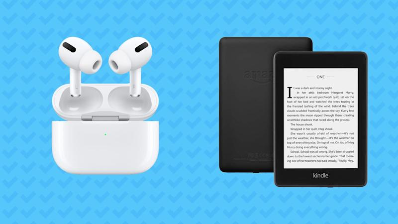This Friday, you can save on the best Kindle we've ever used, Apple Airpods Pro, and more.