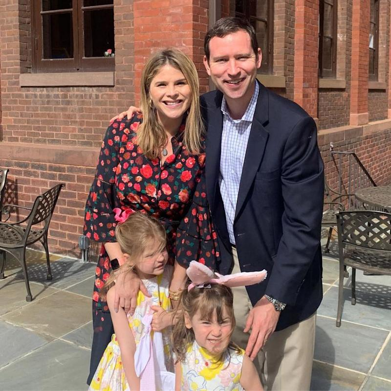 Jenna Bush Hager and family | Jenna Bush Hager/Instagram