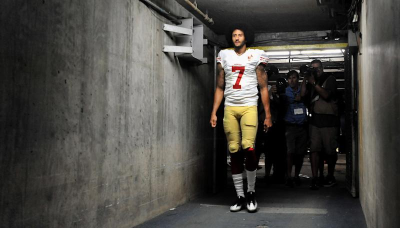Colin Kaepernick Is the Hero We Didn't Know We Wanted