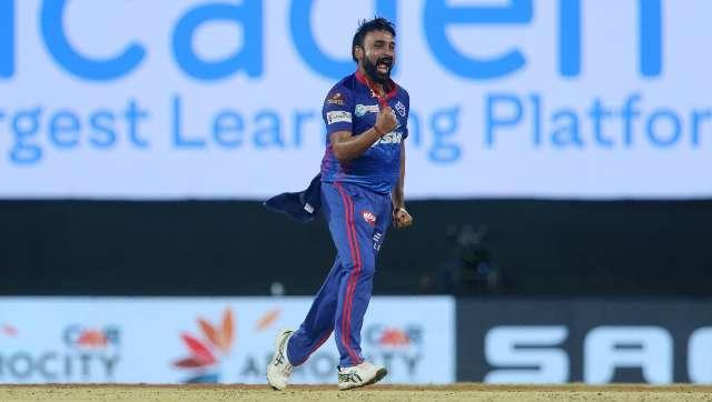 Amit Mishra did wonders with the ball as Delhi Capitals (DC) climed to second spot in the IPL 2021 points table with a six-wicket win over Mumbai Indians (MI) in the 13th match of the cash-rich league in Chennai on Tuesday. Restricting Mumbai to just 137-9 after being put to bowl, Mishra registered figures of 4/24 off four overs. Sportzpics