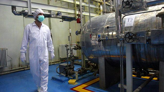 Nuclear Isotopes Caught Heading to Iran – Not Quite What it Seemed
