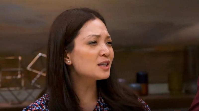 In a brand new promo, Suong admits she hasn't 'done much fine dining'. Source: Seven