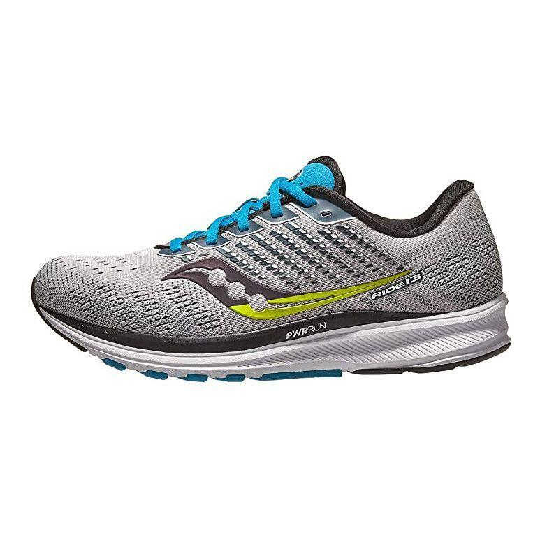 """<p><strong>Saucony</strong></p><p>amazon.com</p><p><strong>$89.95</strong></p><p><a href=""""https://www.amazon.com/dp/B08MYPCGC4?tag=syn-yahoo-20&ascsubtag=%5Bartid%7C2139.g.36687307%5Bsrc%7Cyahoo-us"""" rel=""""nofollow noopener"""" target=""""_blank"""" data-ylk=""""slk:BUY IT HERE"""" class=""""link rapid-noclick-resp"""">BUY IT HERE</a></p><p>Sometimes, you need a pair of sneakers that can handle some higher impact. These Saucony options are it. Complete with PWRRUN cushioning and a flexible outsole, they're perfect for nearly any type of terrain.</p>"""
