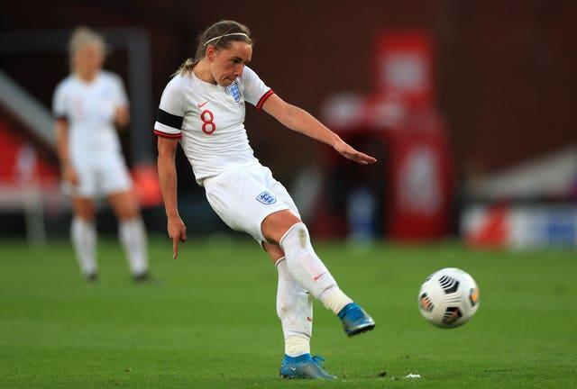 Nobbs has 66 England caps but missed the 2019 World Cup with an injury (Mike Egerton/PA).