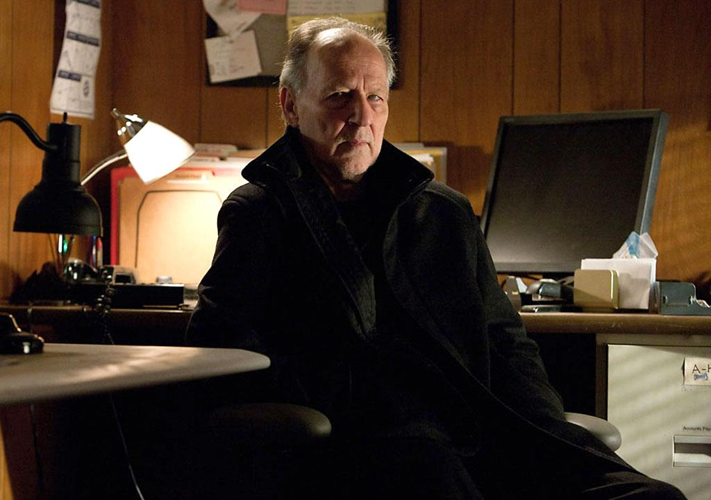 "Werner Herzog in Paramount Pictures' ""Jack Reacher"" - 2012"