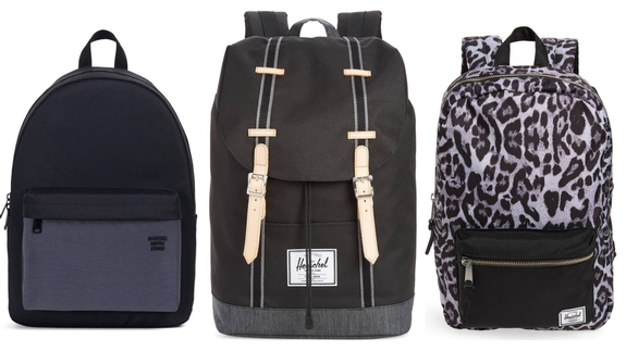 09826efe941 Herschel backpacks are up to 50% off at Nordstrom right now