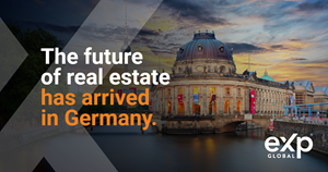 eXp Realty, one of the fastest-growing real estate companies in the world, has expanded into Germany.