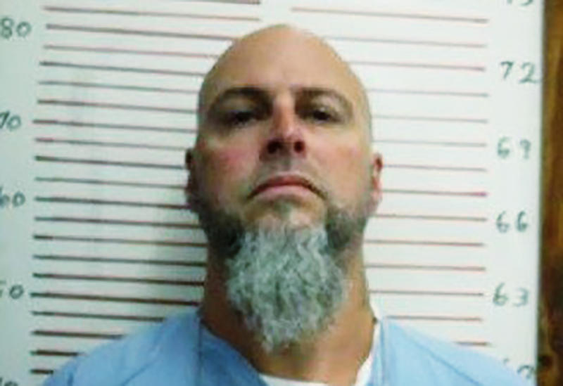 This undated photo provided by the Tennessee Bureau of Investigation shows Curtis Ray Watson. Authorities in Tennessee are searching for Watson, an escaped inmate who is a person of interest in the recent homicide of a Department of Correction employee, after he escaped Wednesday, Aug. 6, 2019, from the West Tennessee State Penitentiary, about 60 miles (97 kilometers) outside of Memphis. (Tennessee Bureau of Investigation via AP)