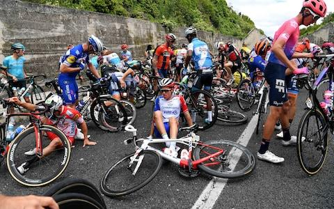 Giro d'Italia 2019, stage six – live updates - Credit: GETTY IMAGES