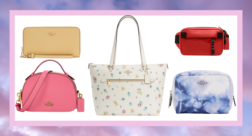 Coach Outlet's latest sale is on now!
