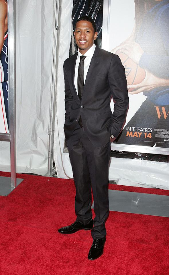 "<a href=""http://movies.yahoo.com/movie/contributor/1804163024"">Nick Cannon</a> at the New York City premiere of <a href=""http://movies.yahoo.com/movie/1810088527/info"">Just Wright</a> - 05/04/2010"