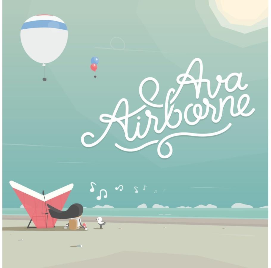 'Ava Airborne' is an endless flier with some impressive game mechanics.