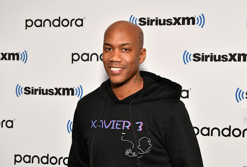 Former Knicks star Stephon Marbury wants to help his home state with a deal that would allow them to buy 10 million N95 masks at cost. (Photo by Slaven Vlasic/Getty Images)