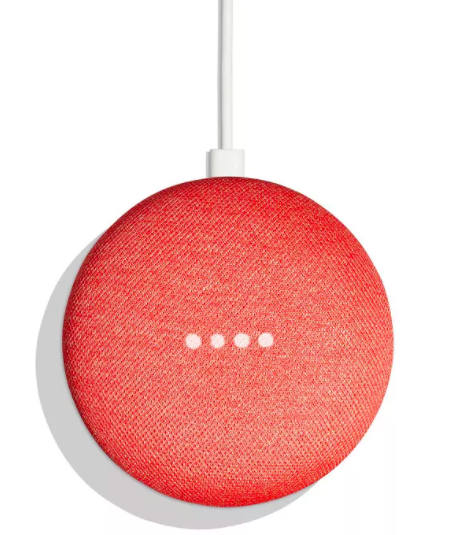 """<strong><h3>Google Home Mini</h3></strong><a href=""""https://www.instagram.com/georgia.freyer/"""" rel=""""nofollow noopener"""" target=""""_blank"""" data-ylk=""""slk:Georgia Freyer, 16"""" class=""""link rapid-noclick-resp""""><strong>Georgia Freyer, 16</strong></a><br>I'm looking forward to tech deals from big retailers like Walmart and Amazon. Specifically, I'm tracking the <a href=""""https://store.google.com/us/product/google_home_mini"""" rel=""""nofollow noopener"""" target=""""_blank"""" data-ylk=""""slk:Google Home Mini"""" class=""""link rapid-noclick-resp"""">Google Home Mini</a> right now. I'd love to pick one up for my room, especially so I can to jam out to music and listen to podcasts while I'm doing my makeup. <br><br><strong>Google</strong> Google Home Mini, $, available at <a href=""""https://www.target.com/p/google-home-mini-smart-speaker-with-google-assistant-coral-5163935/-/A-53812778"""" rel=""""nofollow noopener"""" target=""""_blank"""" data-ylk=""""slk:Target"""" class=""""link rapid-noclick-resp"""">Target</a>"""