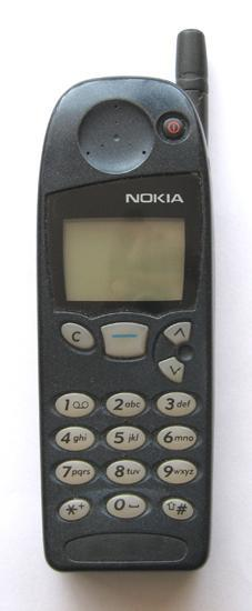 In 1998, the Nokia 5110 became one of the most popular consumer models.