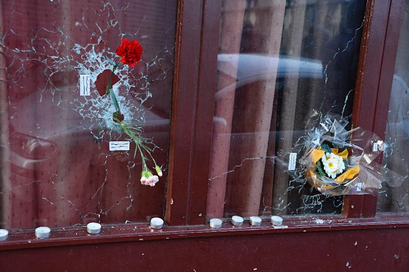 When jihadist gunmen opened fire in the French capital they sliced through lives from over a dozen countries and walks of life, ranging from students to lawyers, with most of the victims in their 20s and 30s (AFP Photo/Bertrand Guay)
