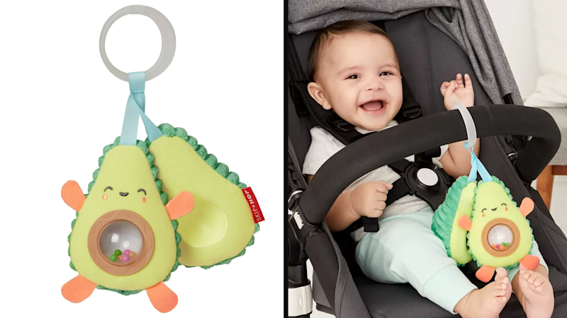 Best gifts for babies: An avocado to go