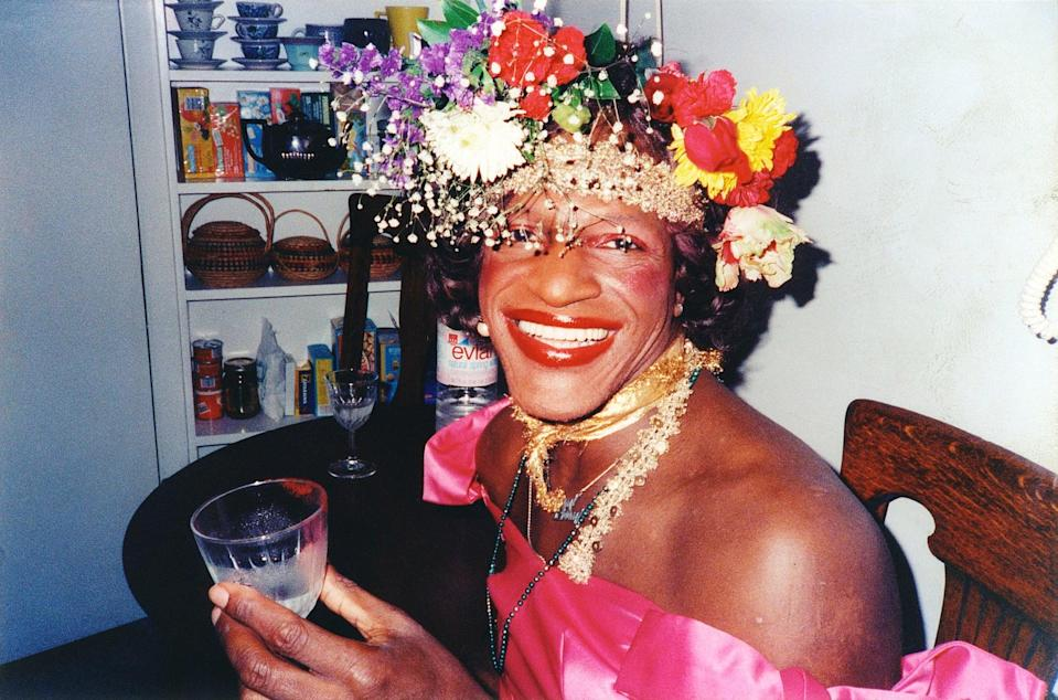 """<p>One of the most important figures of the Stonewall riots, Marsha P. Johnson <a href=""""https://www.nytimes.com/interactive/2018/obituaries/overlooked-marsha-p-johnson.html"""" class=""""link rapid-noclick-resp"""" rel=""""nofollow noopener"""" target=""""_blank"""" data-ylk=""""slk:has been called the &quot;Rosa Parks&quot; of the LGBTQ+ rights movement"""">has been called the """"Rosa Parks"""" of the LGBTQ+ rights movement</a>. But when she was found dead in 1992, her body suspiciously floating in the Hudson River, her case went cold and was ruled a suicide. In this documentary, transgender rights activist Victoria Cruz looks into Johnson's death while paying homage to her friend's strides for the LGBTQ+ community. </p> <p>Watch <a href=""""http://www.netflix.com/title/80189623"""" class=""""link rapid-noclick-resp"""" rel=""""nofollow noopener"""" target=""""_blank"""" data-ylk=""""slk:The Death and Life of Marsha P. Johnson""""><strong>The Death and Life of Marsha P. Johnson</strong></a> on Netflix now.</p>"""