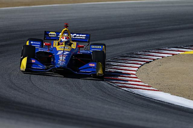 Rossi fears qualifying will decide IndyCar title