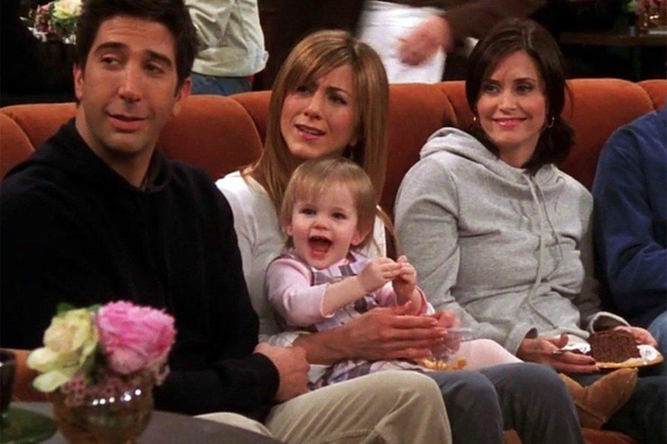 Friends child actors who played Emma appear in Us