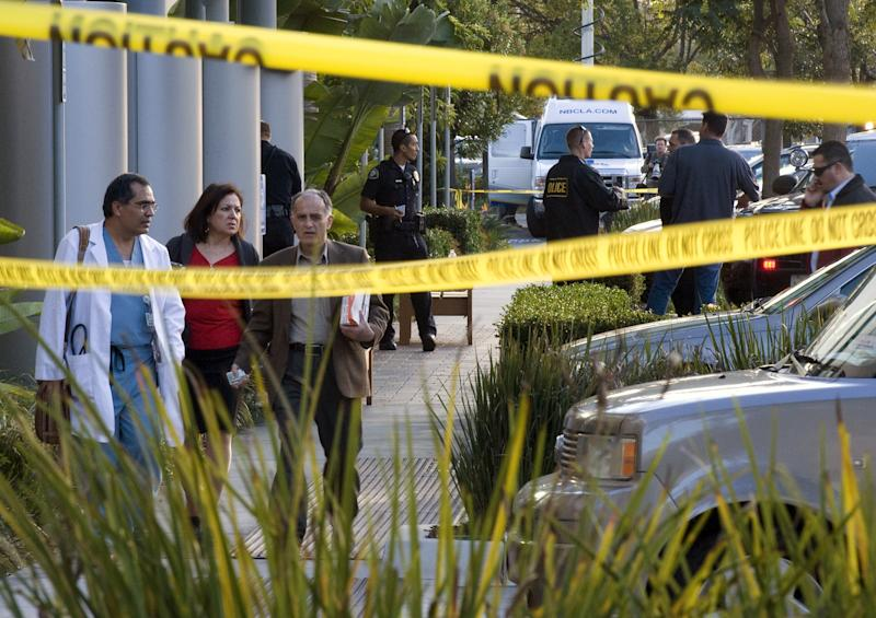 Prostate troubled suspect in urologist killing