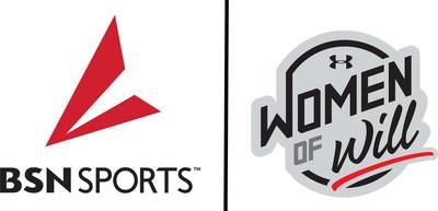BSN SPORTS and Under Armour Women of Will Hall of Fame Awards