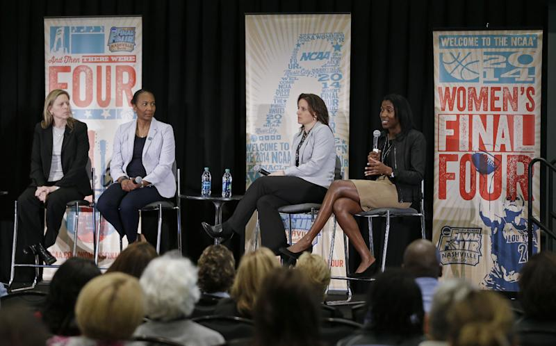 NCAA hosts summit to discuss state of women's game