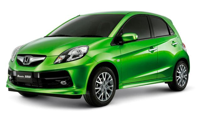It has been reported that Honda's first small car for the mass market, Brio will be launched this month.